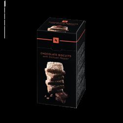 Шоколадное печенье с сычуаньским перцем