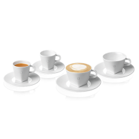 Набір чашок PURE Espresso & Cappuccino