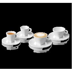 Набор чашек PURE Espresso & Cappuccino